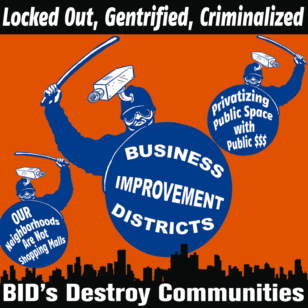 Neoliberal Governance, Business Improvement Districts, and